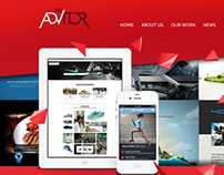 Advitor Web Design