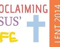 Proclaiming Jesus' Life (Spring 2014)