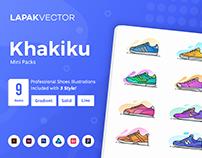Khakiku : Shoes Illustrations