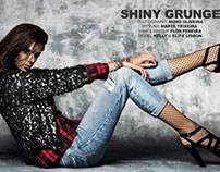 Shiny Grunge