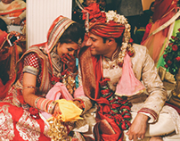 Wedding : Rahul + Barkha