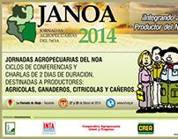 JANOA 2014 - Jornadas Agropecuarias del NOA