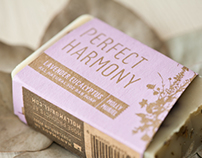 Packaging for Molly Muriel - Bath & Body Products