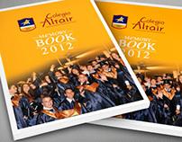 Colegio ALTAIR - Memory Book 2012