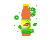 Lipton Ice Tea Microsite