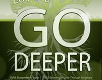 Go Deeper (Fall 2013)