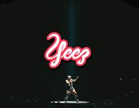 YEEZ Logo