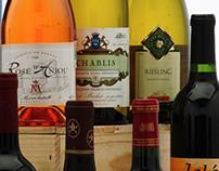 Fotografía para Catálogos de Vinos y Licores / Catalog