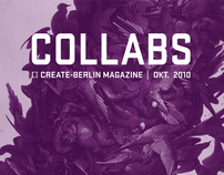 Collabs Magazine - Create Berlin