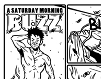 A Saturday Morning Buzz (comic)