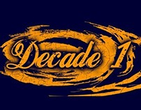 Decade 1 Logo (Fall 2009)