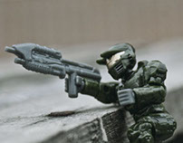 Halo Spartans...Only Smaller