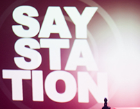 WEBSHOW #2 #SAYSTATION @SAYYEAH.TV