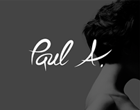 Paul Atelier - Hairstyle gallery CI & Website