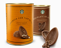 Embalagem - Starbucks Ovo de Páscoa