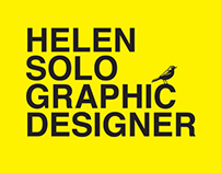 Business card for Helen Solo