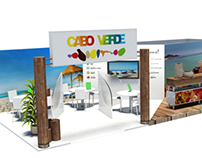 Cabo Verde - exhibition stand