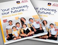 Colegio ALTAIR - Memory Book 2011