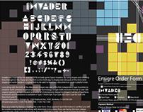 Invader Type Design
