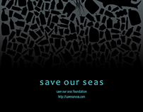 Save Our Seas Ad