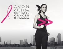 Avon, corrida contra el cáncer de mama