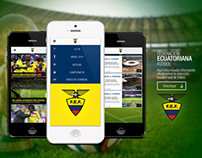 The official app F.E.F