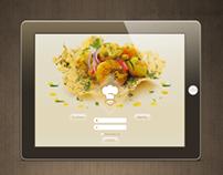 Restaurant Tablet Application