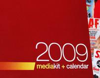 2009 Airo Media Kit + Calendar