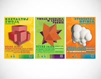 Set of posters for Jagiellonian University