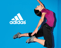adidas Women's Training Website