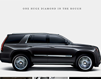 2015 CADILLAC ESCALADE REVEAL SITE