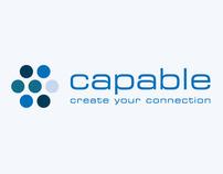 Logo design Capable & Capassy @intrige