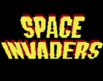 Space Invaders (Java Mobile)