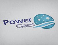 Branding Power Clean