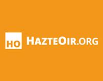 Nuevo logo HazteOir.org