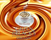 Green & Blacks Organic Chocolate