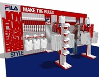 FILA - Store in Store