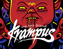 KRAMPUS / my evil friend (2014)