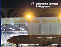Brochure For Lufthansa Technik Philippines