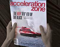 Acceleration Zone Magazine