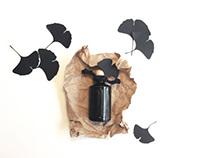 OBSIDIAN Fragrance Packaging
