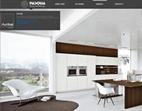 Pasqua Rappresentanze website