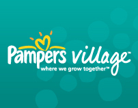 Pampers.com Redesign