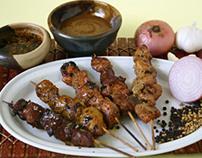 Food Photography - Asian Sticks