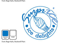 Logo Concepts for SurprICE Ice Delights