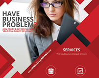 Business Flyer Template 2014
