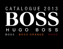 HUGO BOSS CATALOGUE