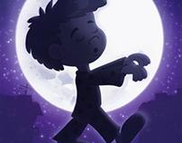 Sleepwalker game art