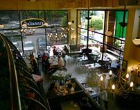 Interiors & Food Photography - Italianni's, Makati City