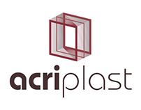 Logo e sito web Acriplast